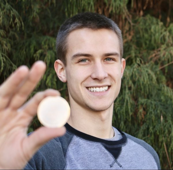 Tyson Bodor is the top Chemistry student, and a recipient of the 2017 CSC Chemistry Silver Medal.
