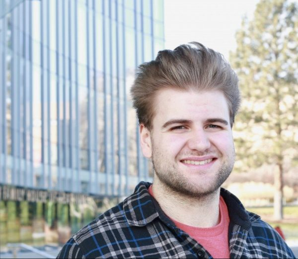 Mathias hopes to work in the mining industry testing samples before pursing his Masters degree in chemistry.