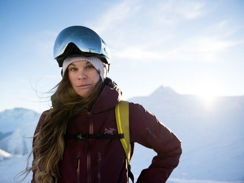 Christina Lustenberger Head Shot