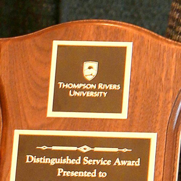Merit Award closeup