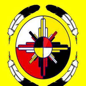 Indigenous Aboriginal four colours