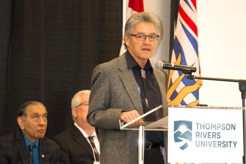 Nathan Matthew TRU's newest Chancellor