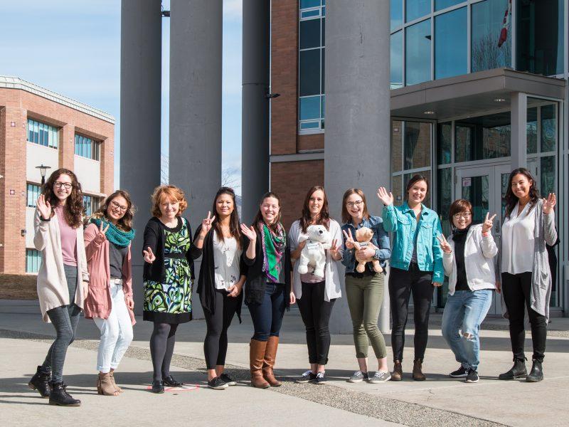 Nursing Students Depart for Hazelton, BC