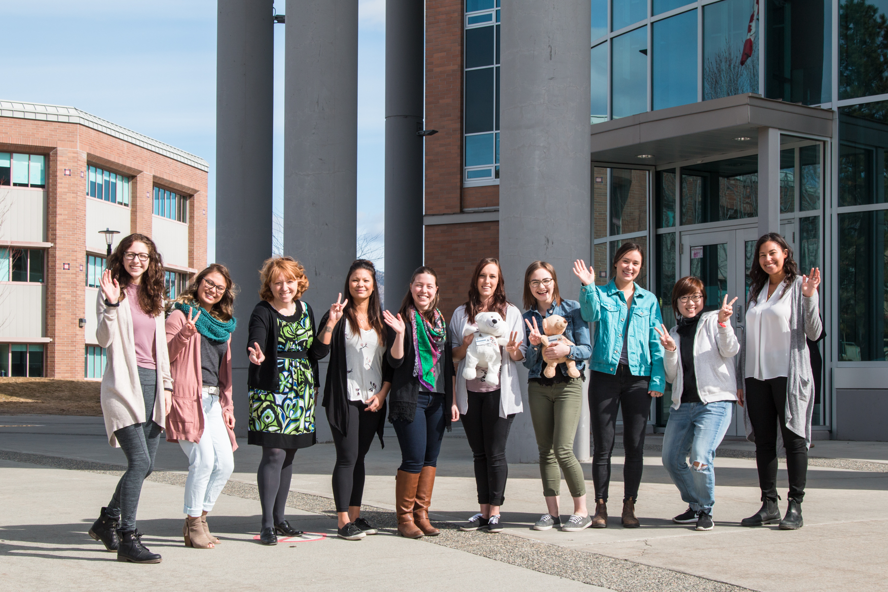 Nursing Students Depart for Hazelton, BC
