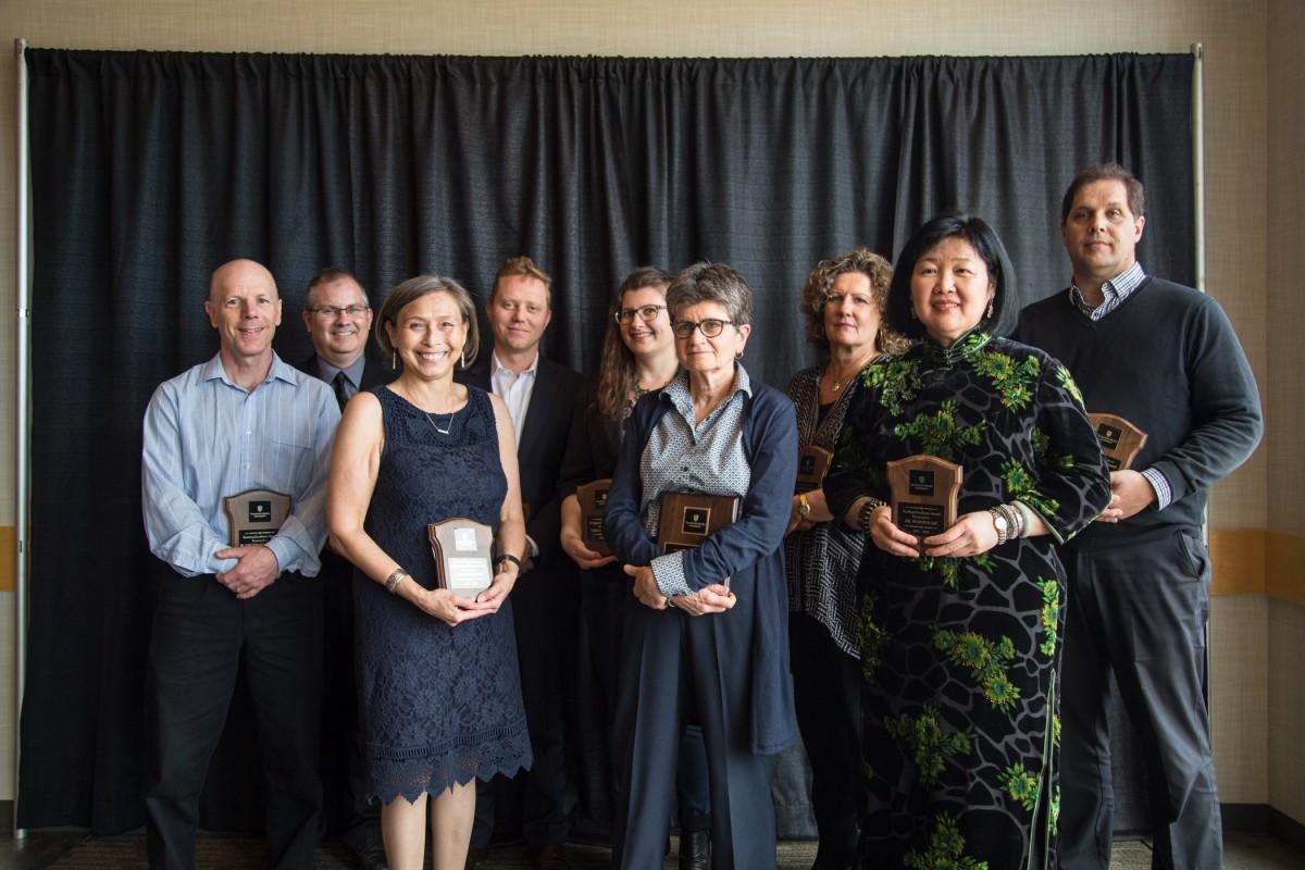 Merit Awards 2018 Group Photo