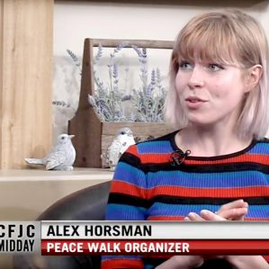 Alex Horsman on Midday