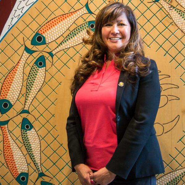 photo of Tina Matthew
