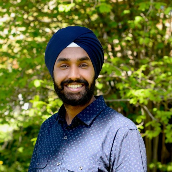 Faculty of Science valedictorian, UREAP student and future orthodontist Lavraj Lidher studied chemical biological at TRU.