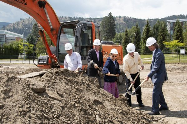 Second building at The Reach gets underway