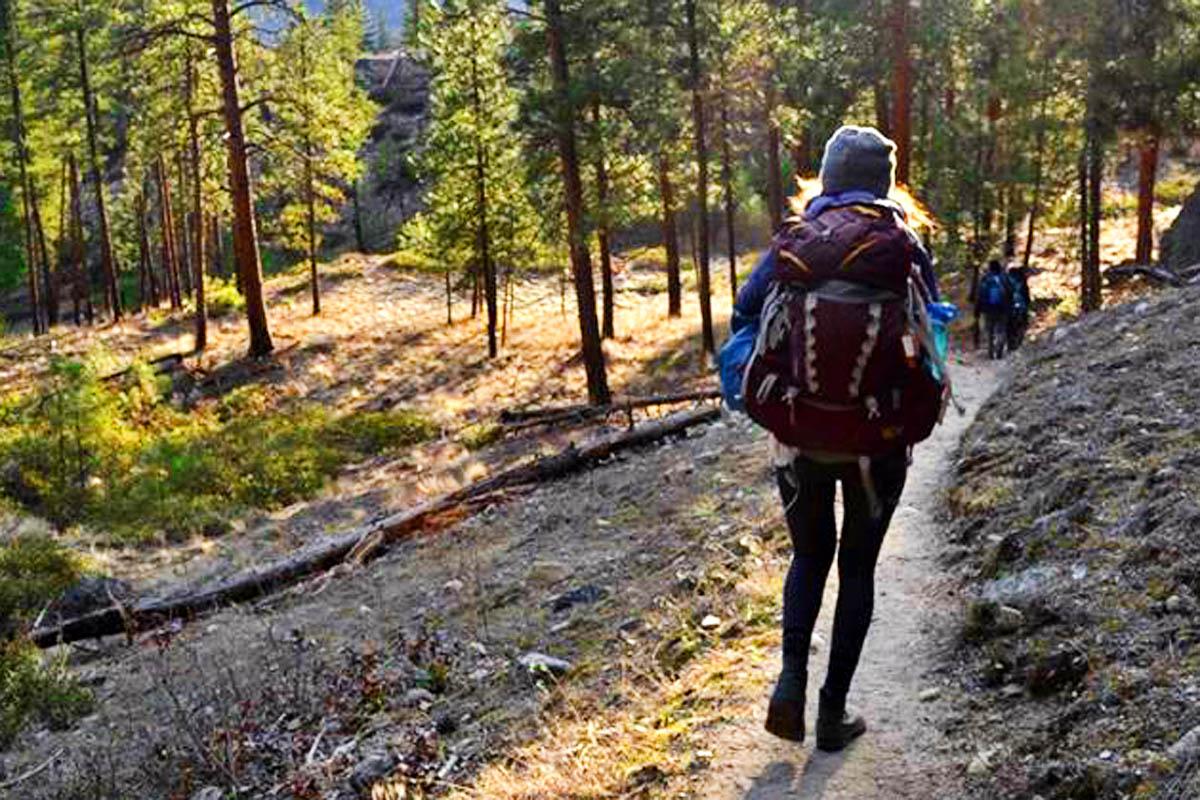 Gillian Spencer trail walking 1-edited 1200x800