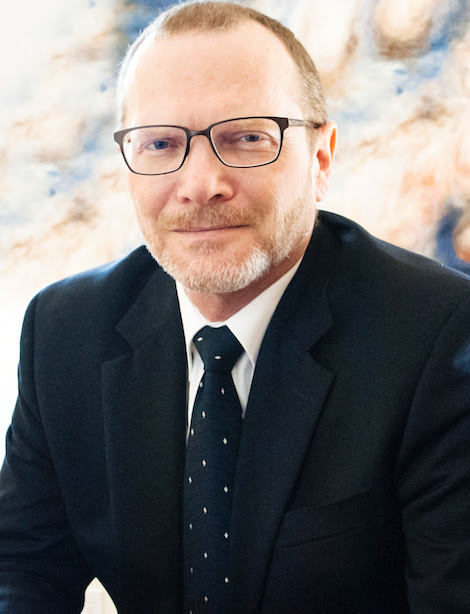 Richard McCutcheon, Dean of Arts