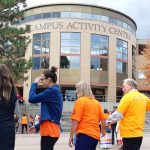 Orange Shirt Day 2018 circle 2