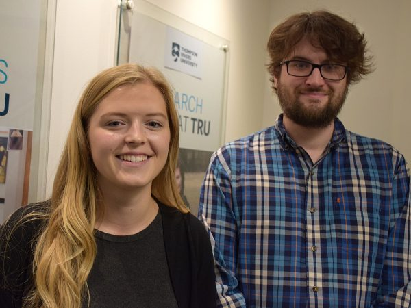 Students recognized for new PHP journal