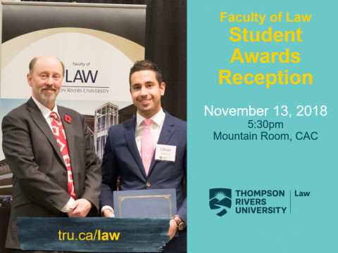 Law Student Awards Reception
