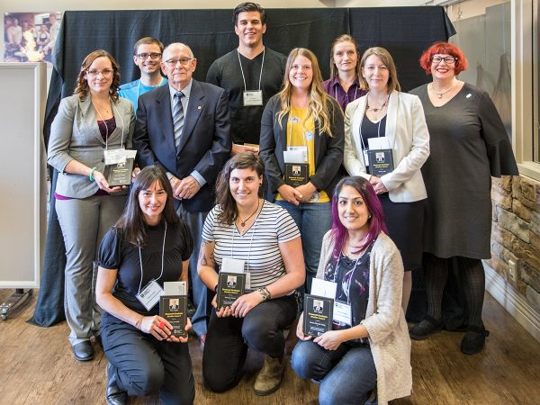 Lepin awards let grad students focus on research