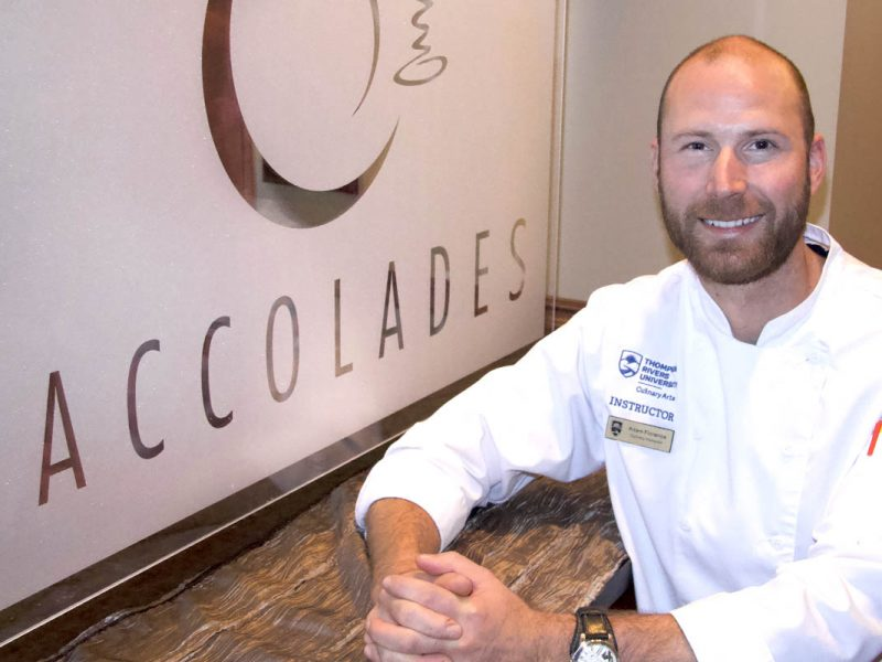 Adam Florence Accolades chef