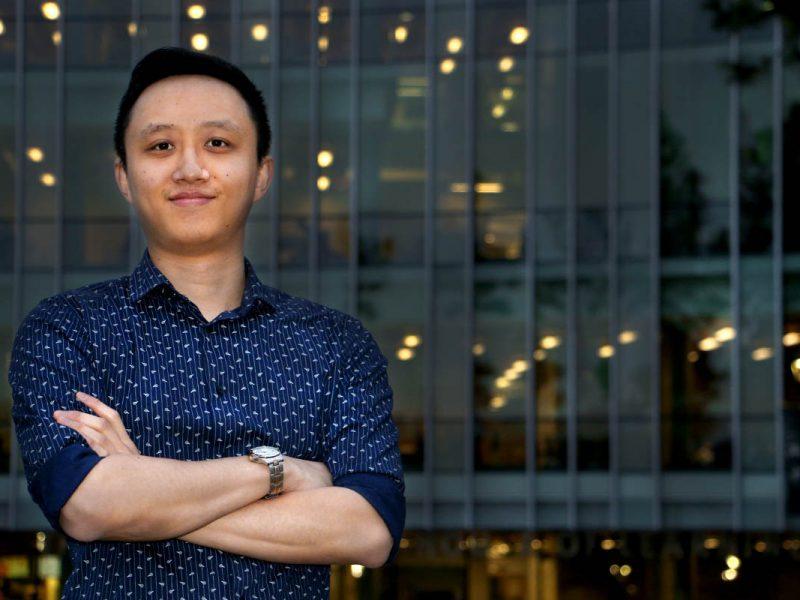 Jason Ji UPrep faculty