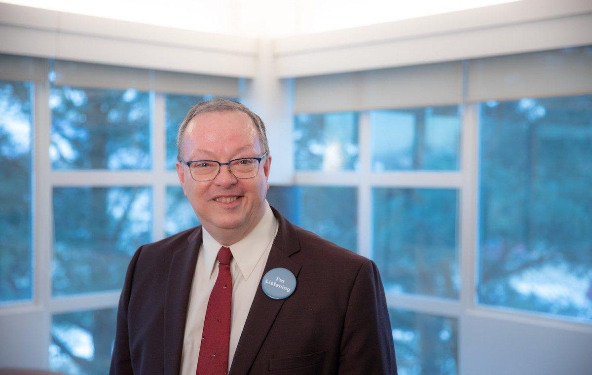 Dr. Brett Fairbairn