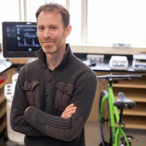 Dr. Mark Rakobowchuk, Assistant Professor, Biology
