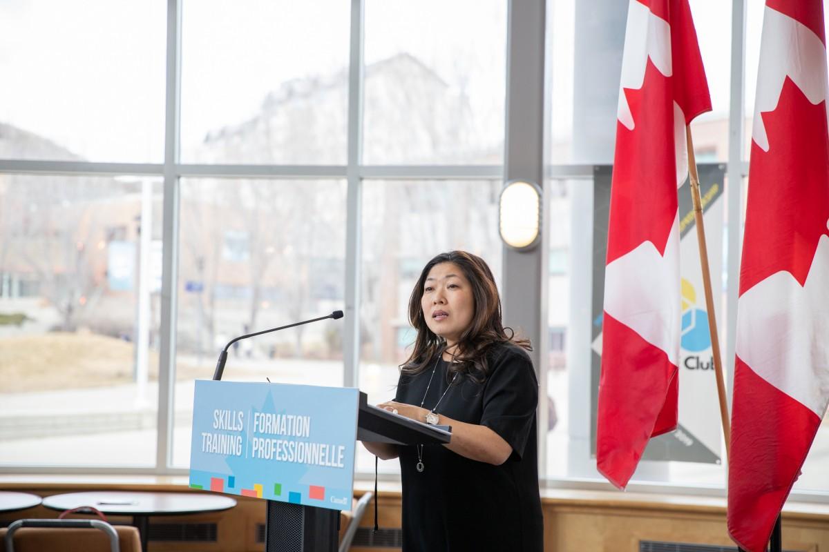 Minister Mary Ng