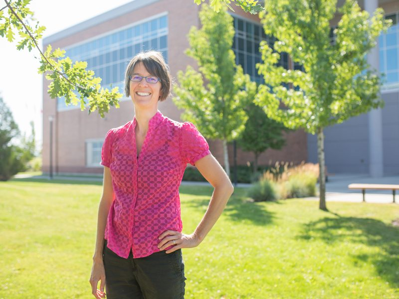 Dr. Catherine Ortner, Associate Professor, Psychology.