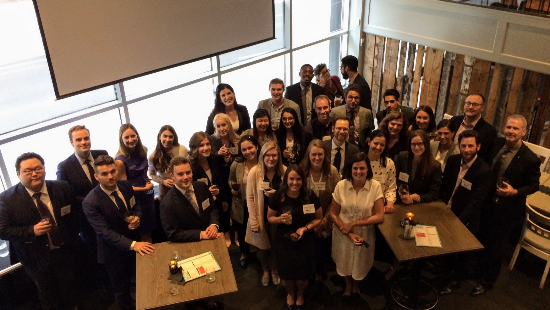 TRU Law Calgary Alumni Reception held on September 16