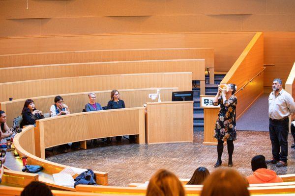 Education and Social Work Dean Airini