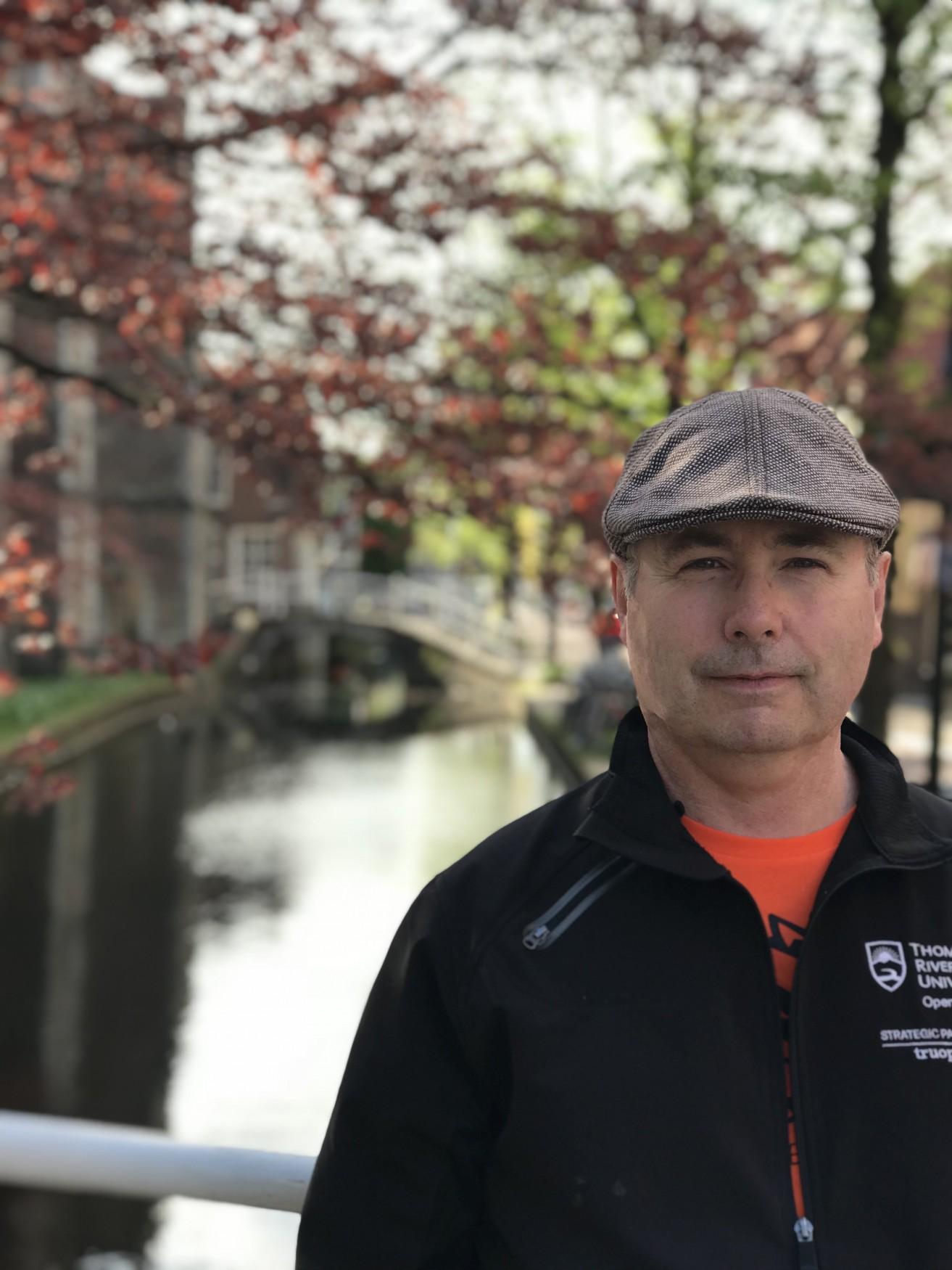 Don Poirier, associate vice-president of TRU Open Learning.