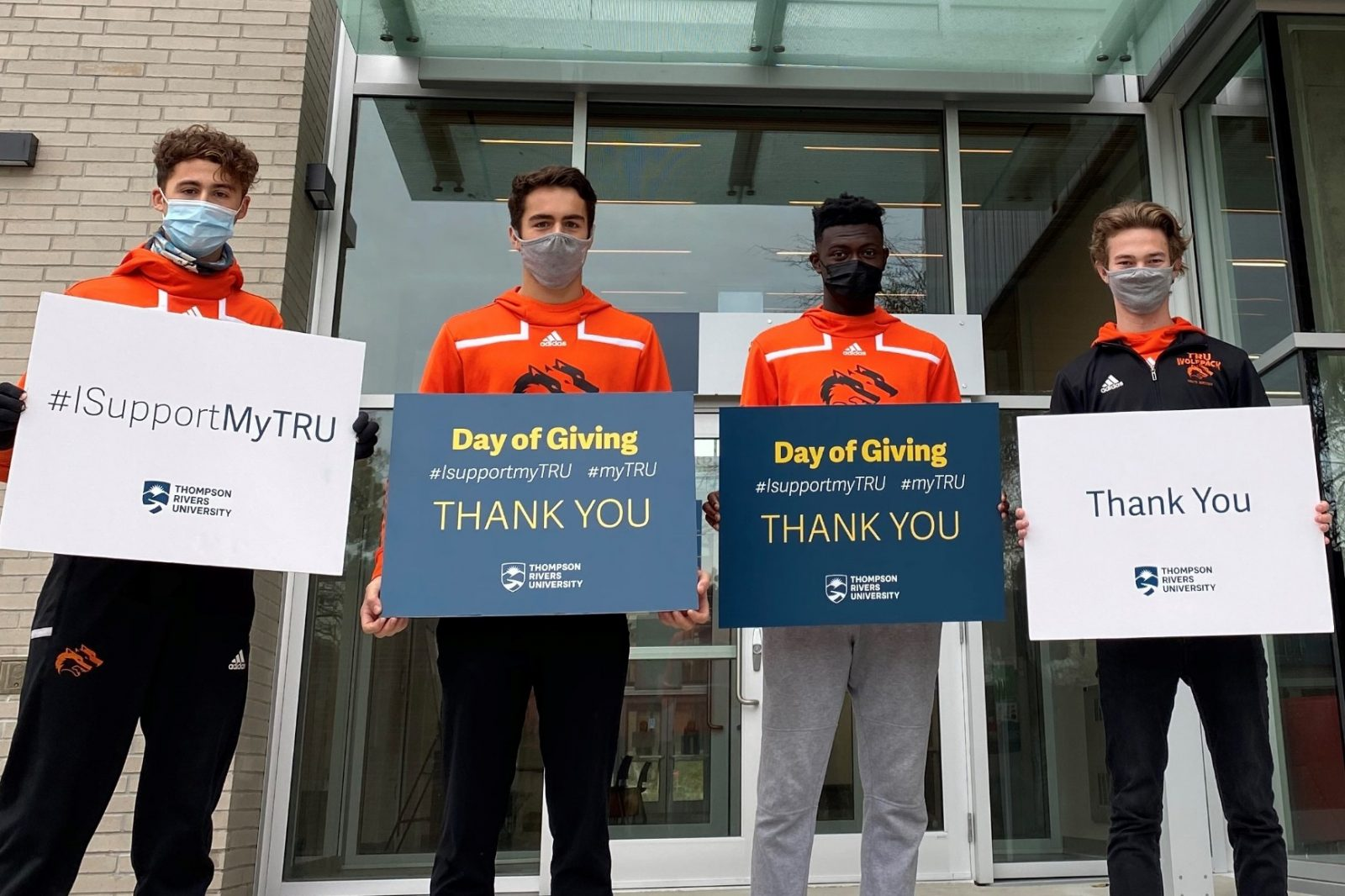 Students celebrate Day of Giving