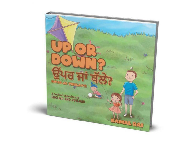 Up or Down by Kamal Rai
